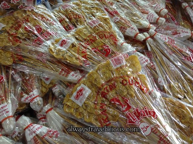 Pangkor Fish Satay Factory Hai Seng Hin Pangkor Island Malaysia Always Travelicious