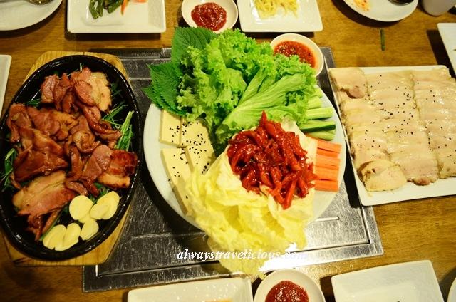Ola Korean Bbq Garden Solaris Mont Kiara Always Travelicious