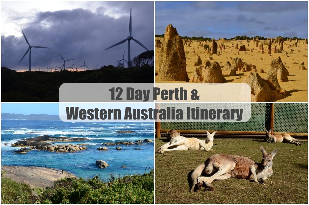 12 Day Perth & Western Australia Itinerary